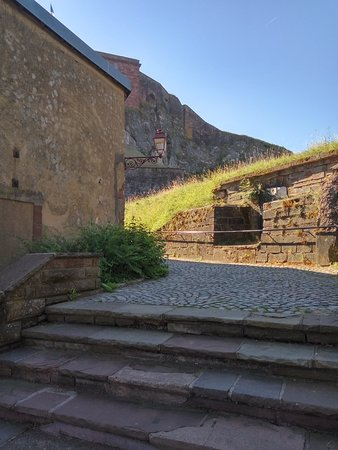 Foto Belfort Citadel & The Lion of Belfort