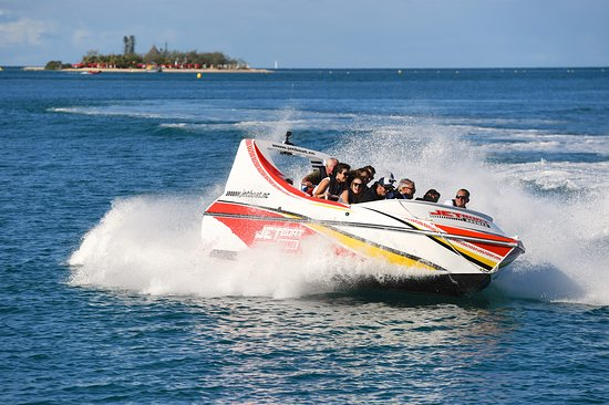 ‪JetBoat Noumea‬