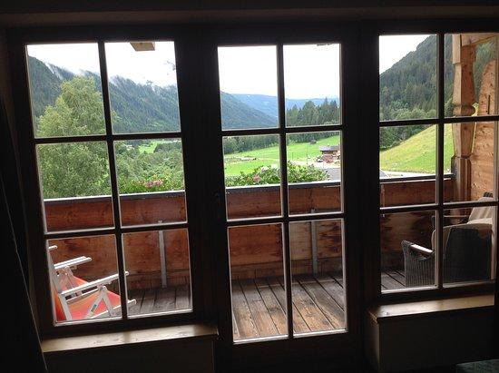 Hotel Quelle Nature Spa Resort : vista dalla camera