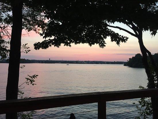 Rice Lake, Висконсин: Gorgeous sunsets