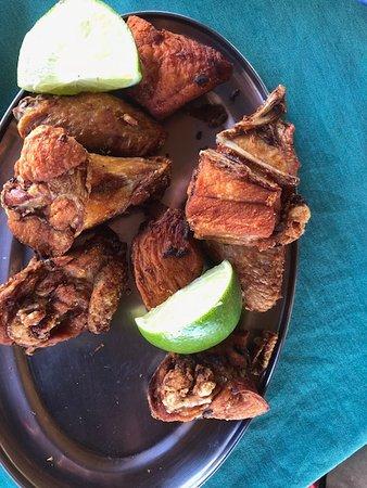 Jacutinga: Frango a passarinho