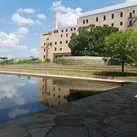 俄克拉荷马国家纪念博物馆照片