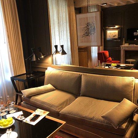 Hotel Marquis Faubourg Saint - Honore Foto