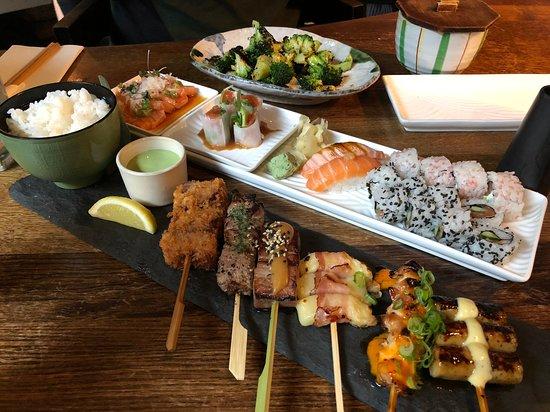 Bilde fra Sticks'N'Sushi Covent Garden