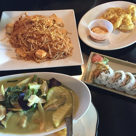 Albemarle, Carolina del Norte: Way too much for two people!
