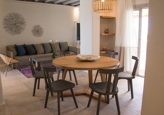 M Mykonos Villas: M Two dining_lving area