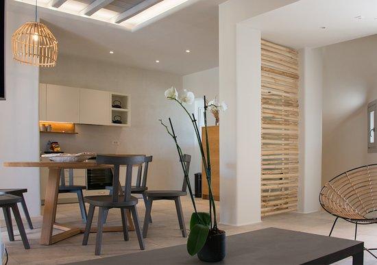 M Mykonos Villas: M Two dining_kitchen