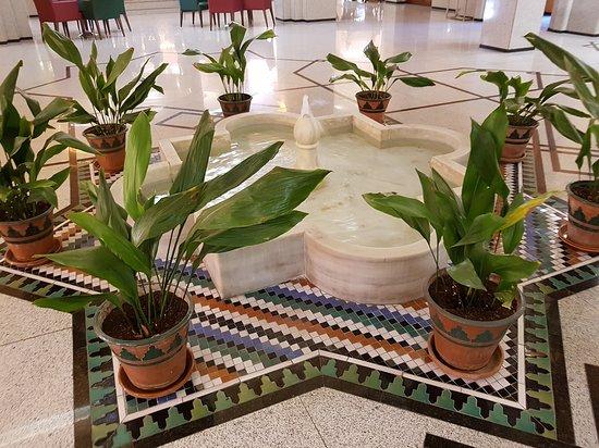 Saray Hotel: Recepción
