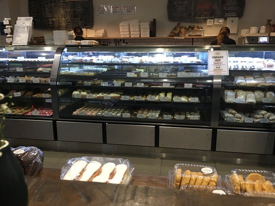 Bakery on O'Connell : Some of the selection of pastries