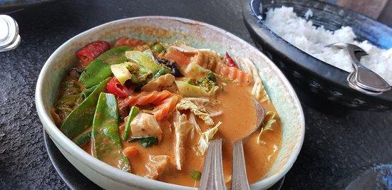 Thais Restaurant Phuket: Vegetarian dish