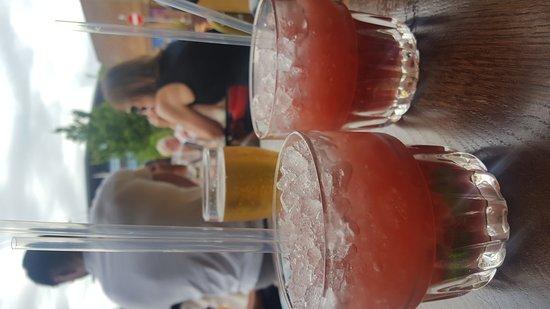 good food and nice drinks