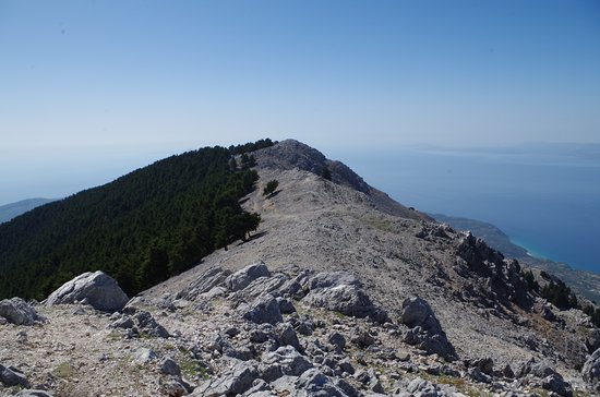 Outdoor Kefalonia: Ontop of the mountain