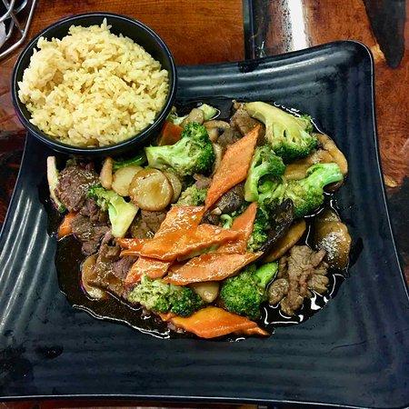 Fulton, TX: Beef & Broccoli Stir Fry