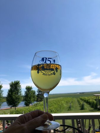 Mackinaw, إلينوي: Generous pours