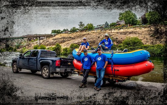 Sandy, OR: stout creek outfitters deschutes river rafting trip