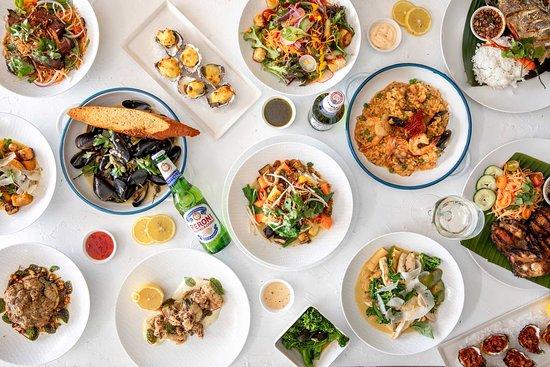 Club Helensvale: Try the a la carte menu