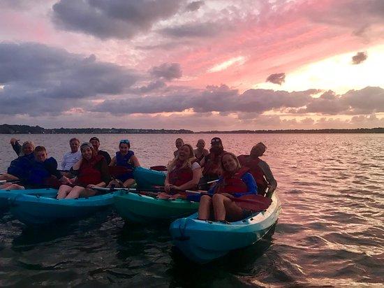 Sunset Kayak Dolphin Tours Virginia