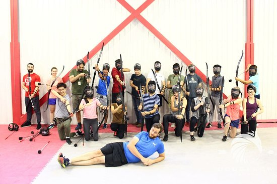 DodgeBow Archery Games