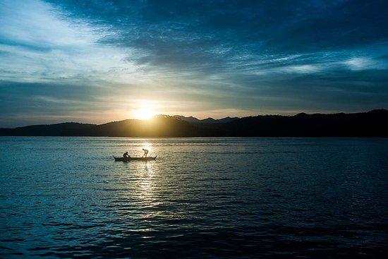 Matnog, Φιλιππίνες: Another Amazing Sunset