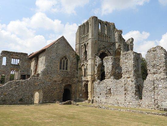 Castle Acre, UK: Inner Area