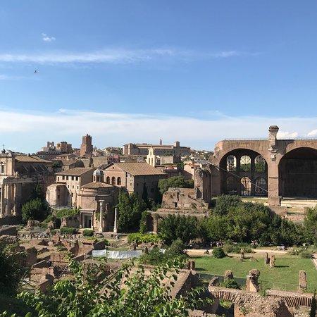 罗马广场照片
