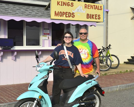 New Scooters Picture Of King S Rentals Oak Bluffs Tripadvisor