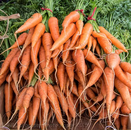 Gladstone Brewing Company: Carrots