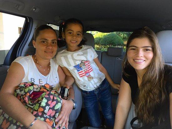 Tappsi Transportation: Maria Fernanda, Emma & Sofy Cartago, Costa Rica