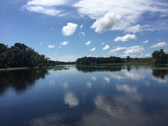 DeLand, فلوريدا: St John River