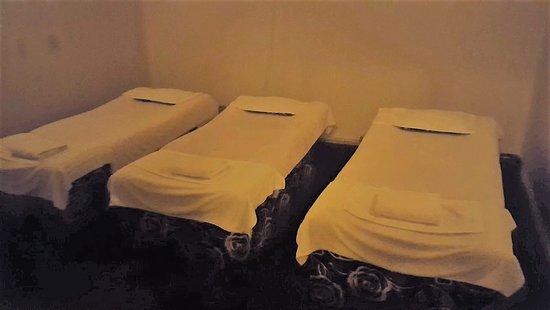HELLO Massage: Combo Massage Room