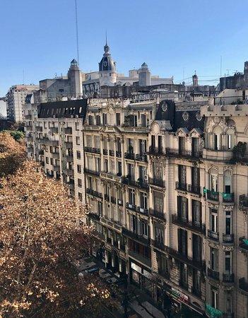 Tango de Mayo Hotel: View from the terrace