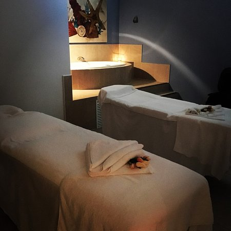‪خليج هيرفي, أستراليا: Geisha Room, ideal for couples wanting to have treatments together. ‬