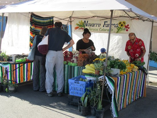 Taos Farmers's Market