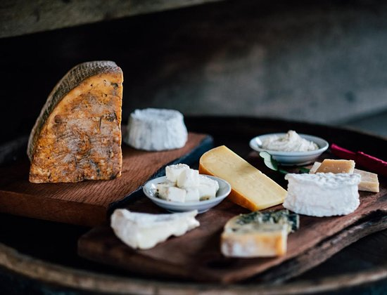 Cambray Cheese: Cheese from CAMBRAY
