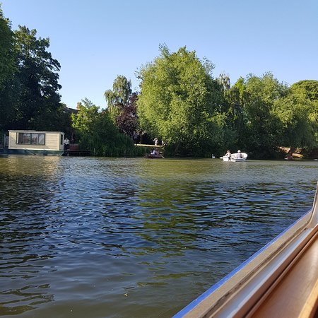 Canal and River Tours: river
