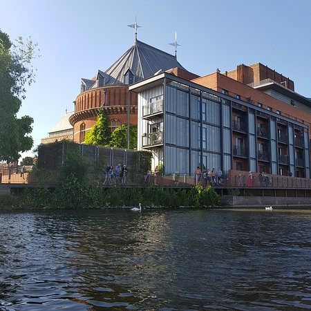 Canal and River Tours: Royal Shakespeare Theatre