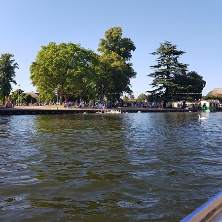 Canal and River Tours: View from boat