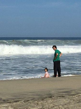 Playa Zicatela照片
