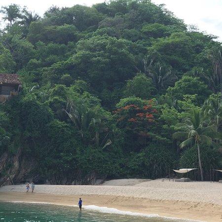 Majahuitas Beach张图片