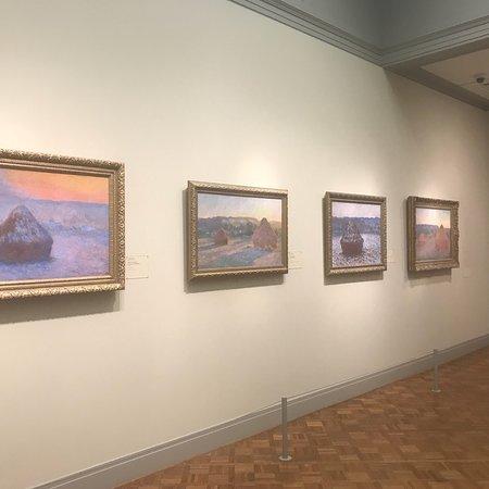 芝加哥艺术博物馆照片