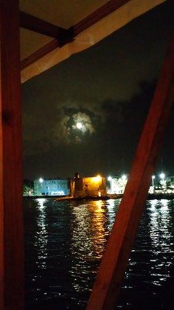 Riomar: Con la fortuna de una noche de luna y una cena espectacular