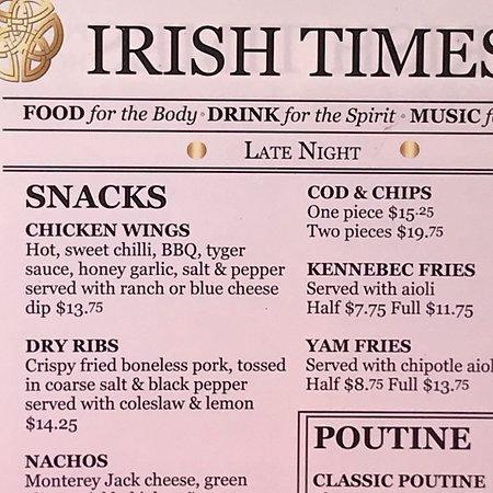 Irish Times Pub照片