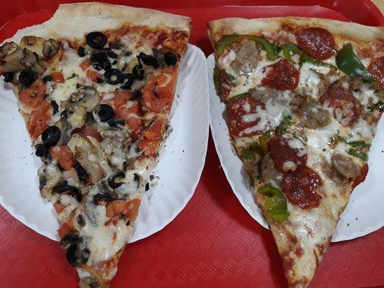 Famous Original Ray's Pizza Foto