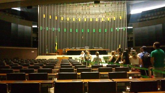 Congresso Nacional: Plenário