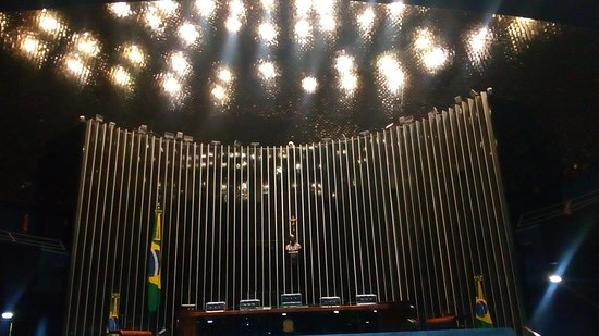 Congresso Nacional: Plenário do Senado
