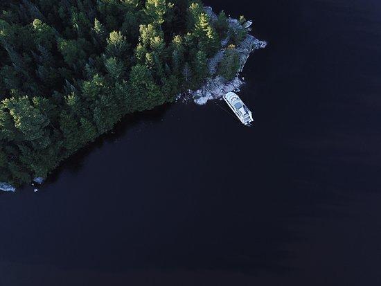 Crane Lake Foto