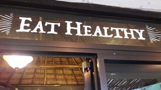 Mango Y Chile: Eat Healthy