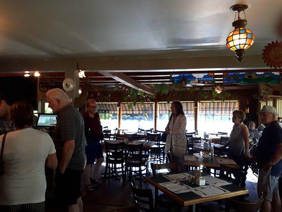 Frelighsburg, Canada: le restaurant