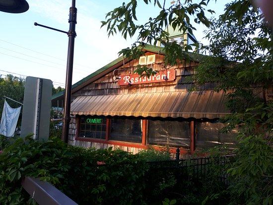 Frelighsburg, Canada: du chemin