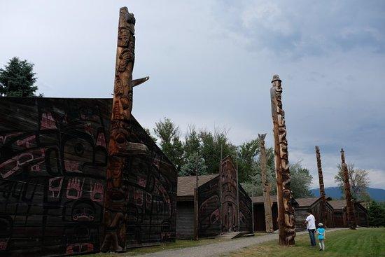 Ksan Historical Village Foto